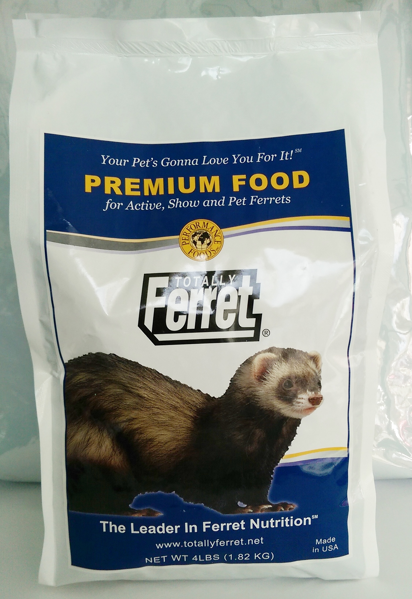 Totally Ferret for Active Pet and Show Ferrets