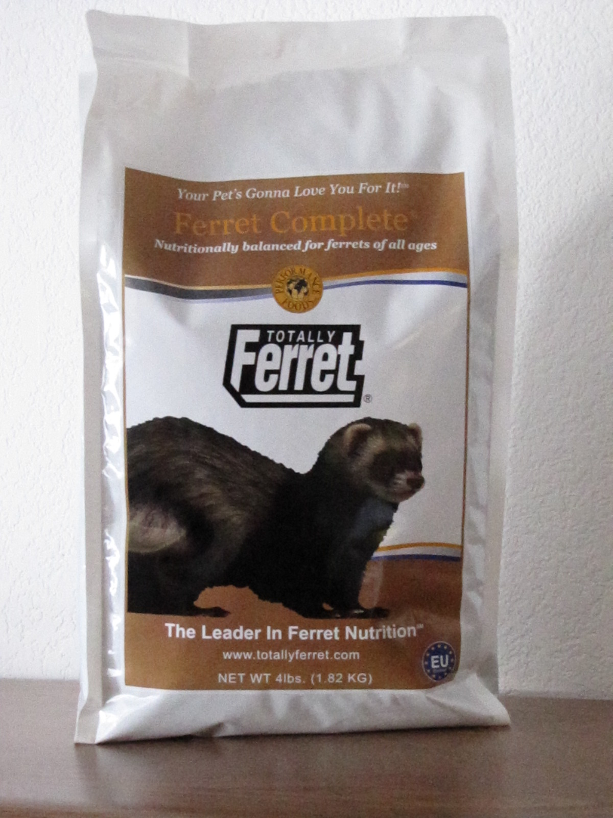 01704 Totally Ferret Complete, 4 lb bag